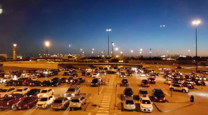 The Airport Queue